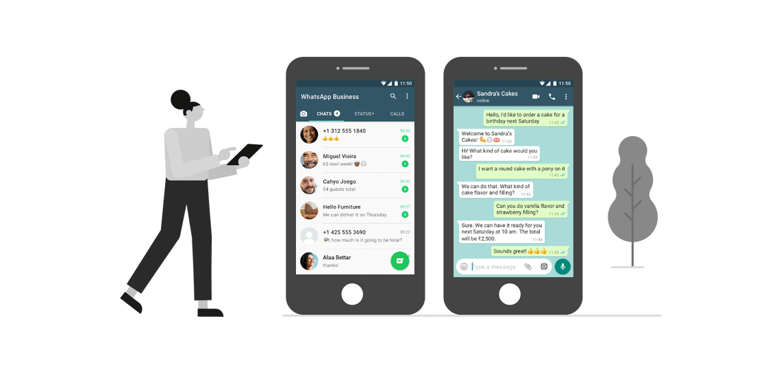 WhatsApp for Business: Integrate WhatsApp with CRM System