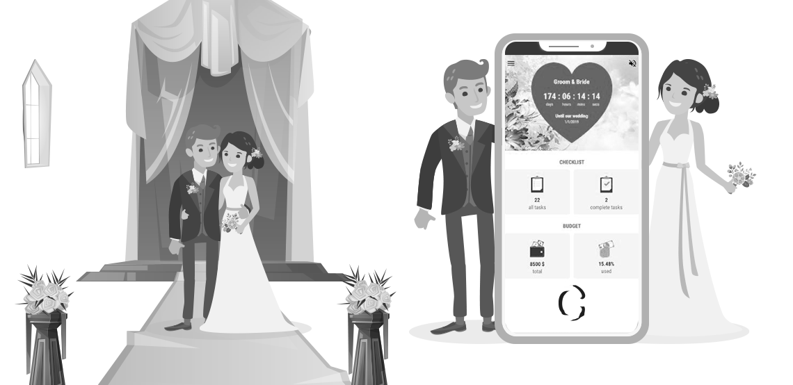 58bd18e4a79e Know How Wedding Planning Apps Like Zola Will Redefine the Wedding Planning  Niche