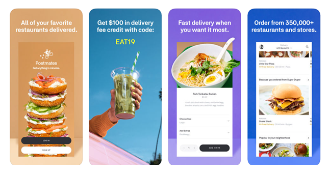 On-demand delivery app development: Postmates (on-demand delivery service) is expanding and moving towards its next IPO