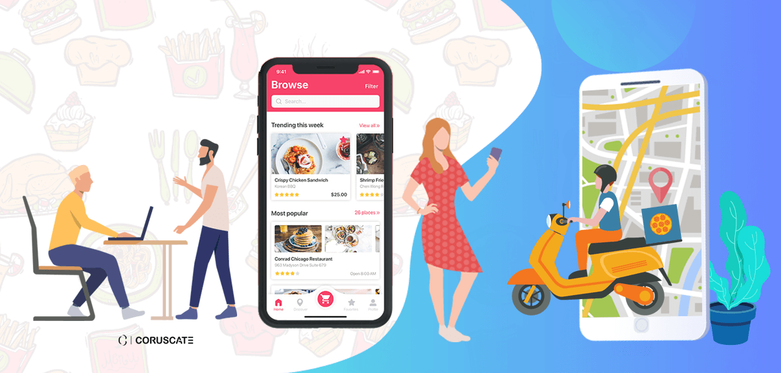 Cloud kitchen concept - a new and profitable business model for on-demand food delivery apps