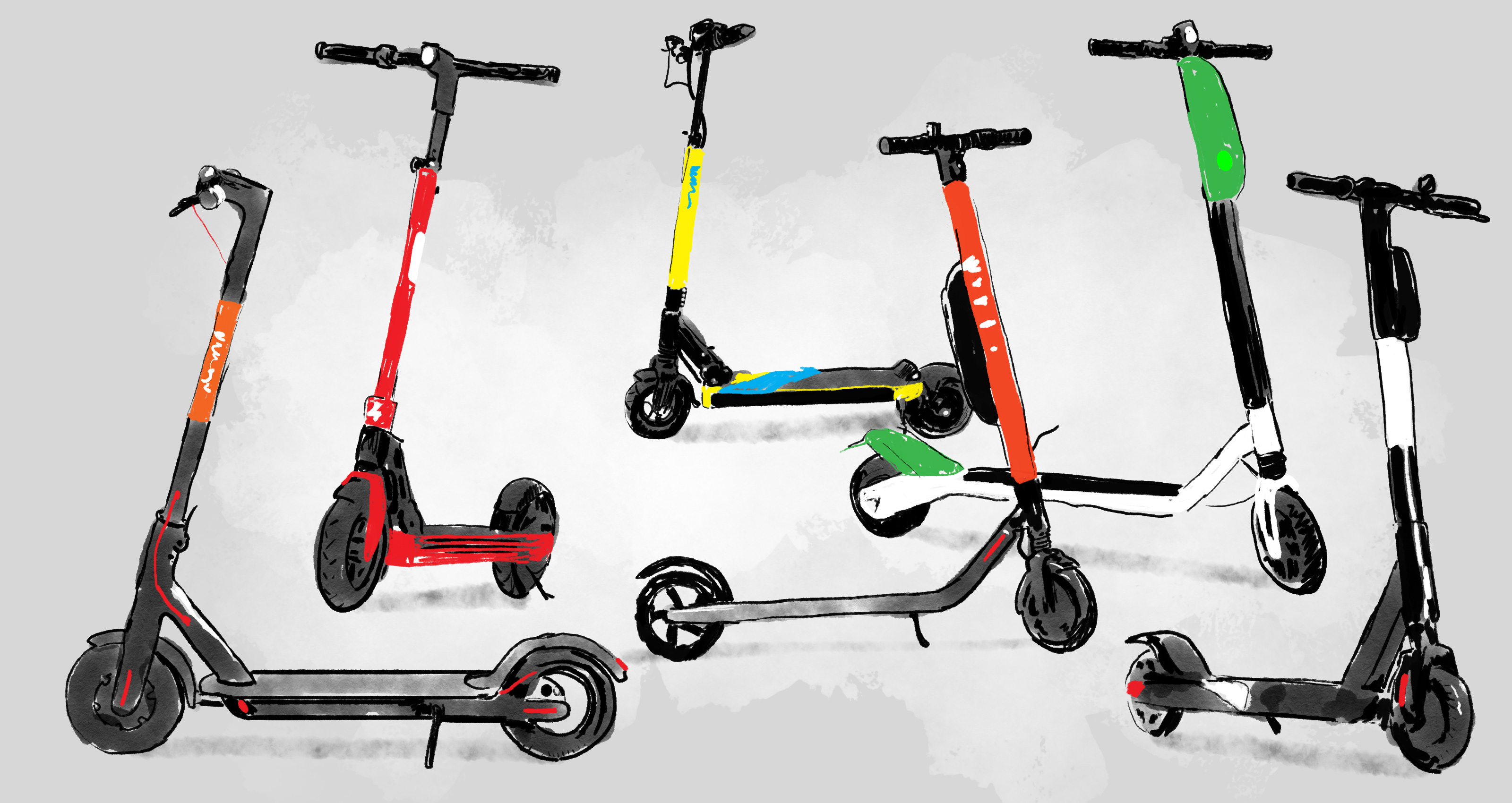 Best e scooter manufacturers