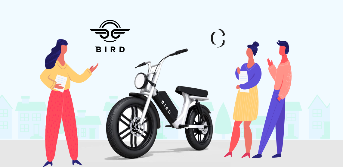 Bird unveils electric moped to outdistance competitors: know how to start an e-scooter rental business like Bird to be more profitable