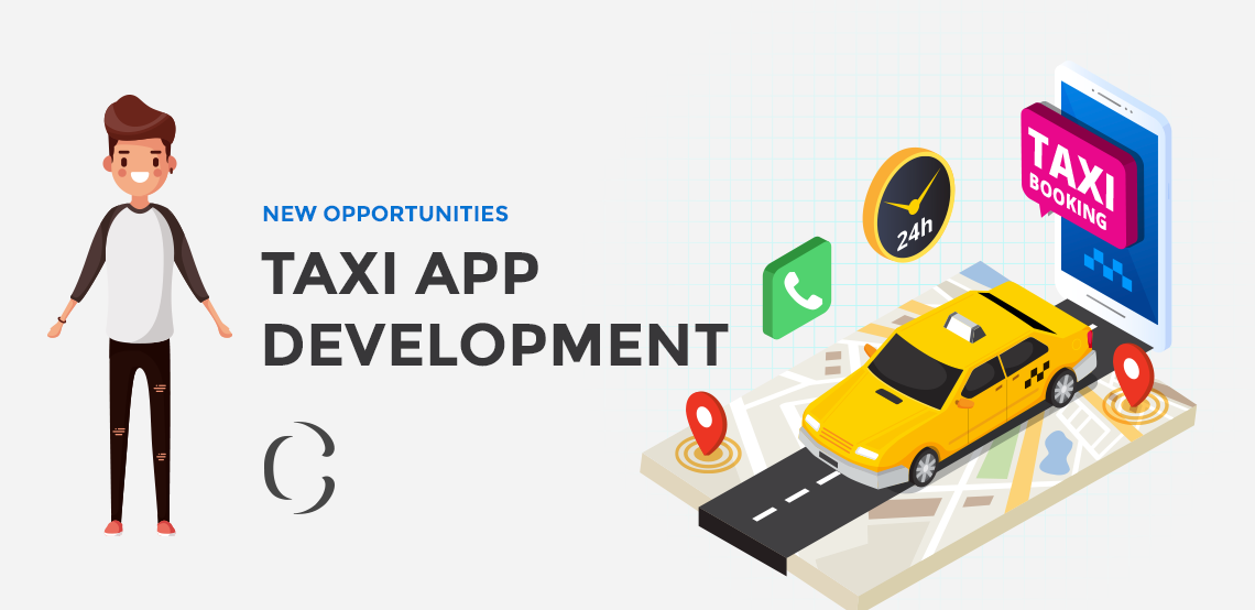 Taxi app development New opportunities and managing a workaround for the ride-hailing wait times