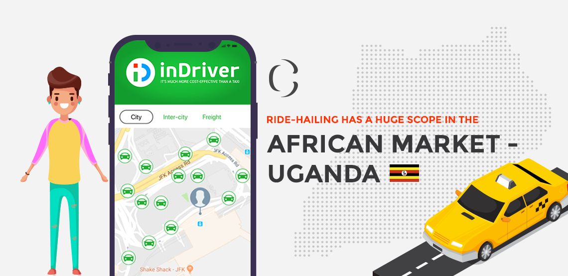 Ride-hailing has a huge scope in the African market as inDriver and others join the race