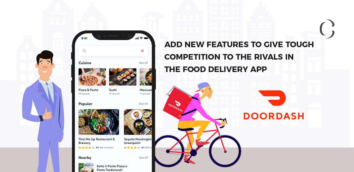 Doordash clone app-doordash clone script