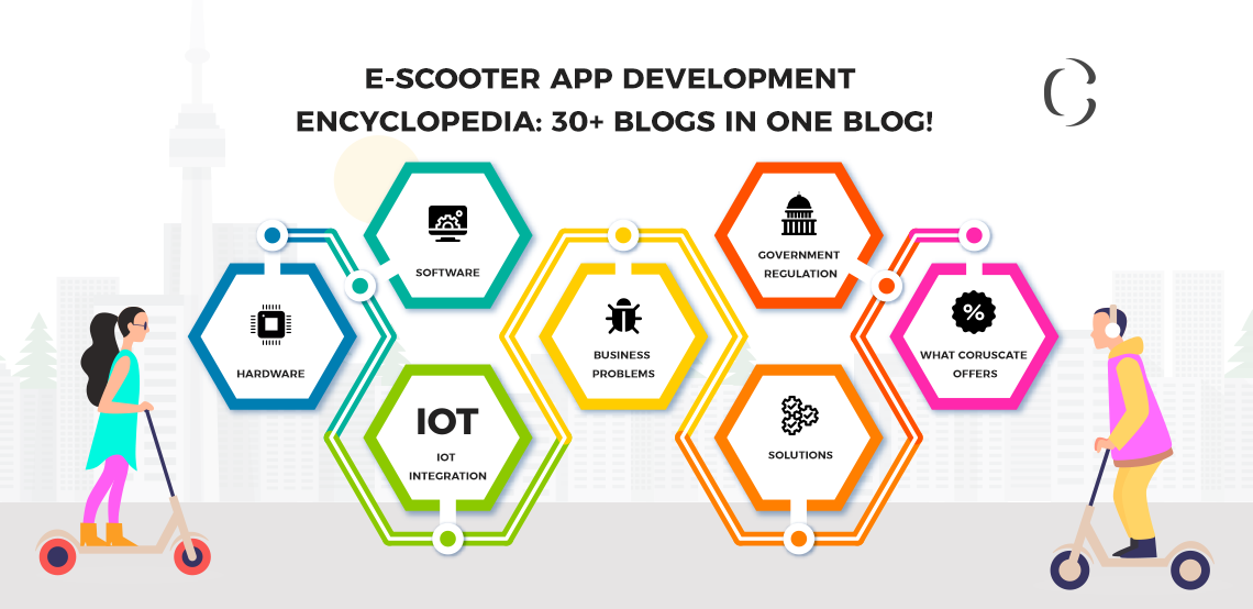 Everything about e scooter app development 30+ blogs in one