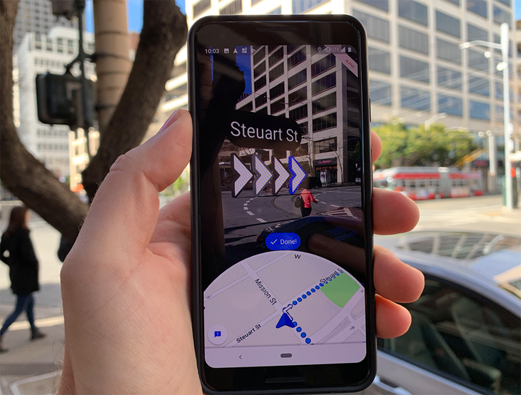 Google-Maps-AR-mode