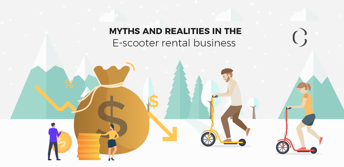 Know the myths and realities of the E-scooter rental business before going for e-scooter app development (2)