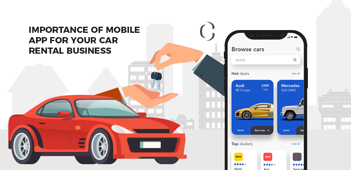 Car Rental Usa >> Why Your Car Rental Business Need An App Like Uber For Car