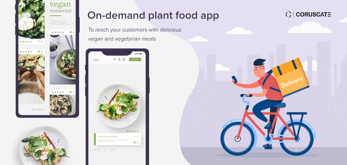 Jinn App Clone: most competent solution for your Food Delivery Business
