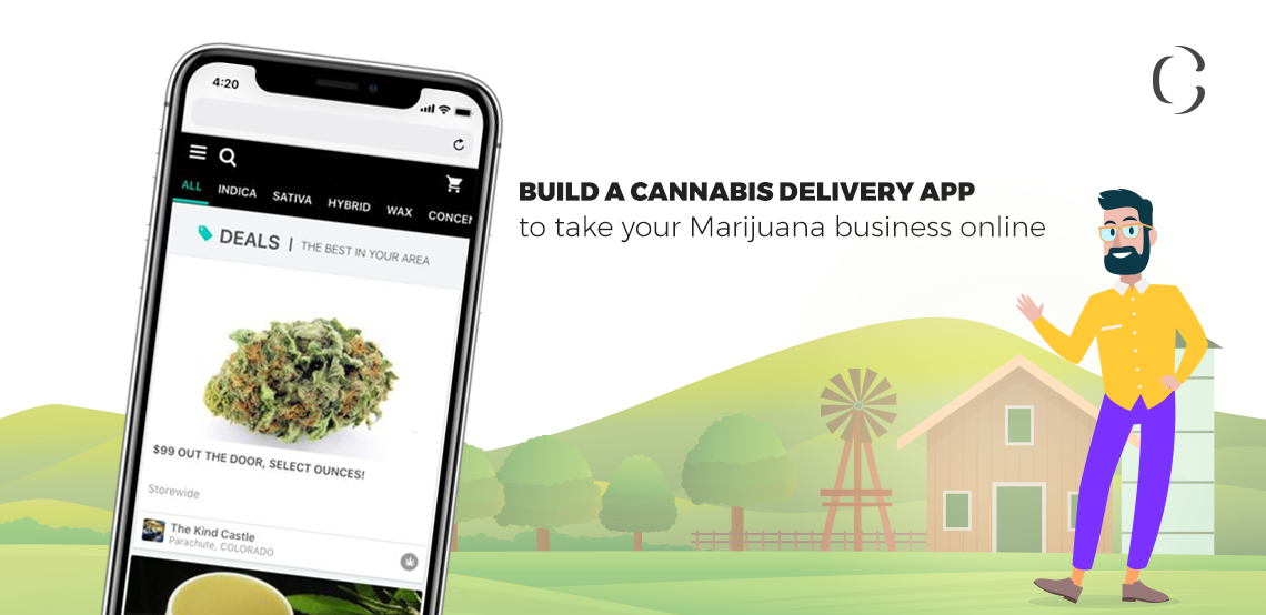 How to begin with your own Cannabis Delivery business