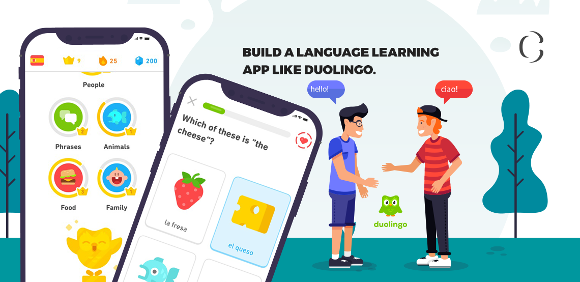 How to develop your own Language learning app like Duolingo