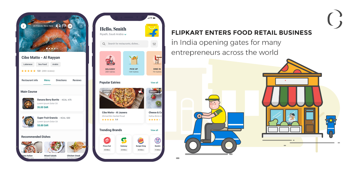 Why are we reliable for your foodgrocery delivery app development