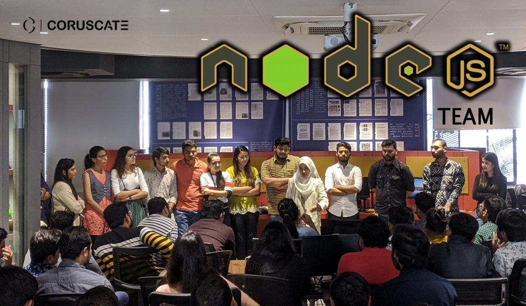 Node JS Team winners