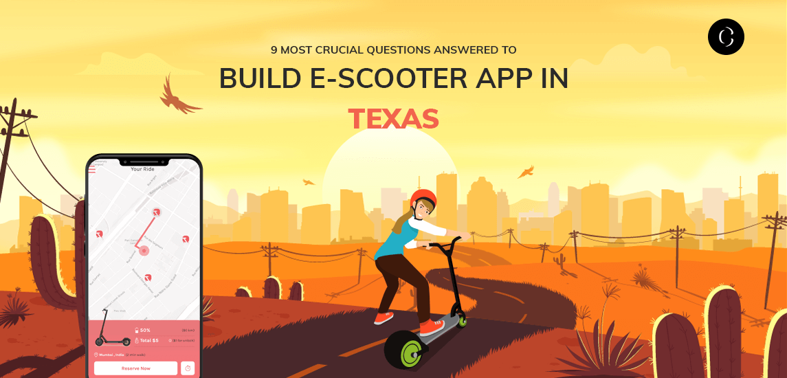 9 most crucial questions answered to build an e-scooter app