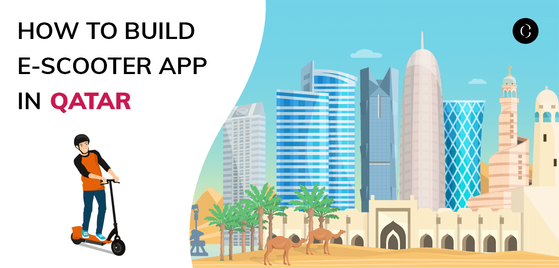 how to build e-scooter app in qatar