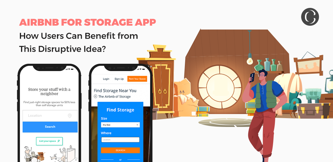 Airbnb for Storage App How Users Can Benefit from This Disruptive Idea