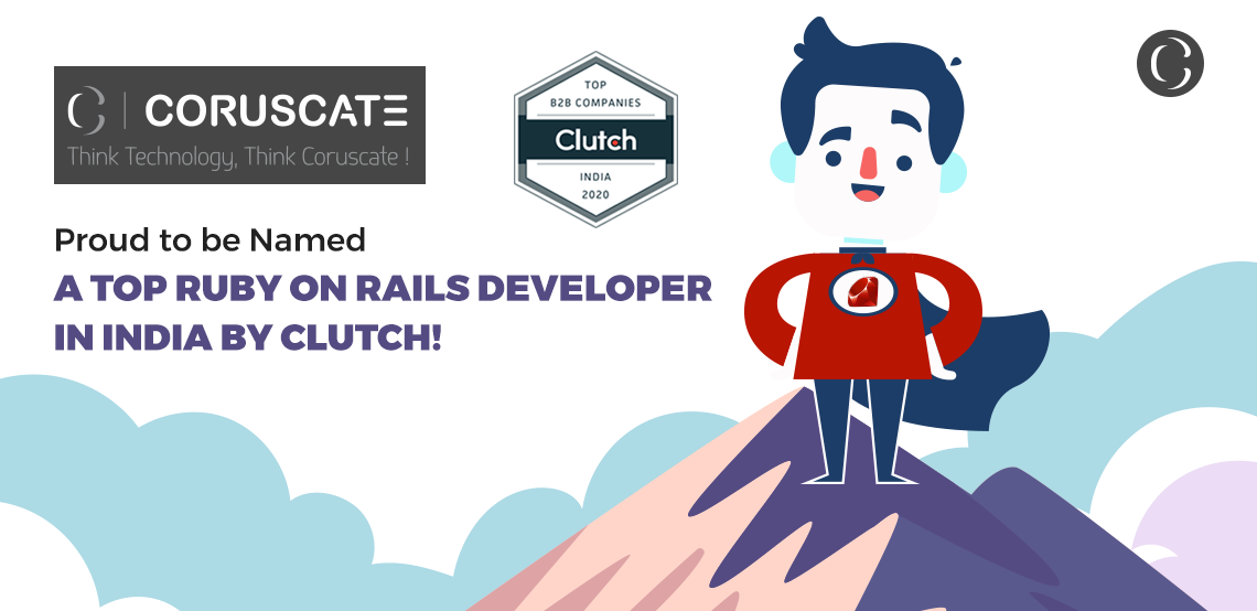Top Ruby on Rails Developer in India by Clutch