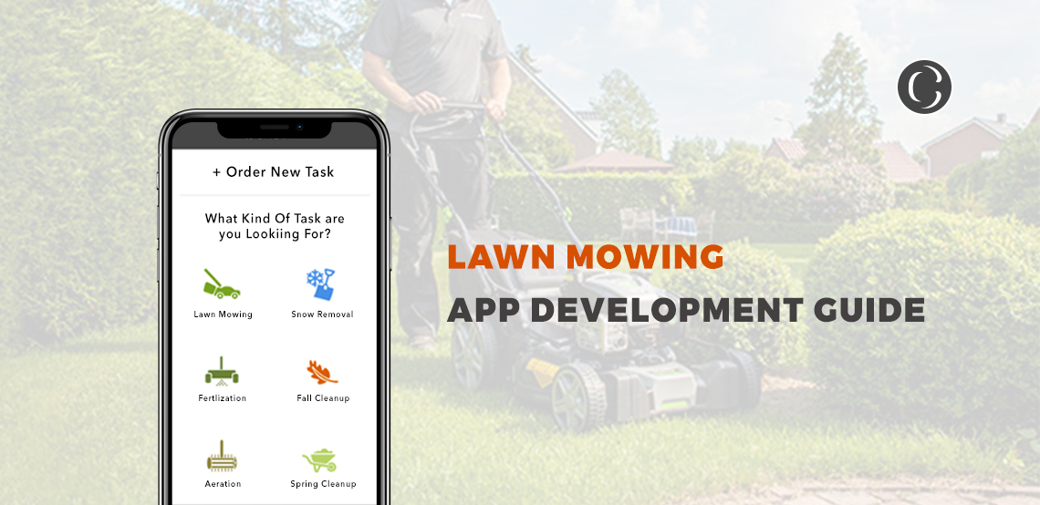 How To Develop An On-Demand Lawn Mowing Application