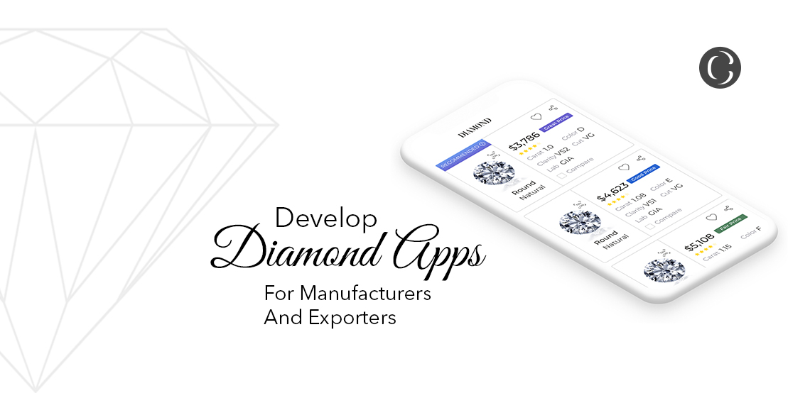Why Diamond Business Manufacturers And Exporters Should Develop Mobile Apps, And How It Can Benefit The Diamond Business Owners?