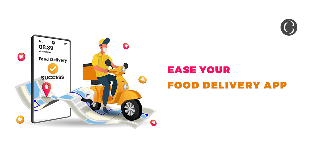 A Bird's Eye View On The Online On-Demand Food Delivery Trends 2020