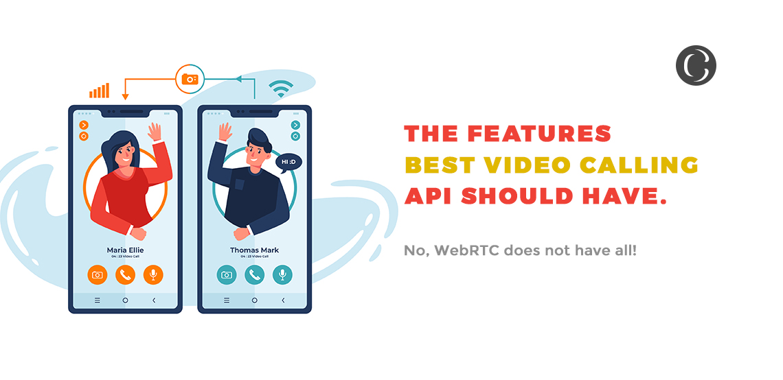 Best Video Calling API: Zujo Now vs WebRTC